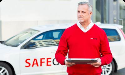 Safeguardföretagslarm
